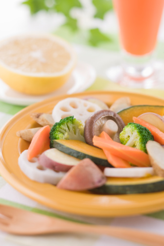 Vegetable Juice「Boiled Vegetable Hot Salad」:スマホ壁紙(13)