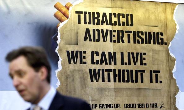 Tobacco Crop「Tobacco Advertising Ban Starts in UK」:写真・画像(11)[壁紙.com]