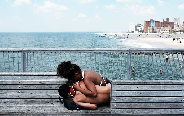 Leisure Activity「Sweltering Summer Temperatures Grip New York City」:写真・画像(14)[壁紙.com]