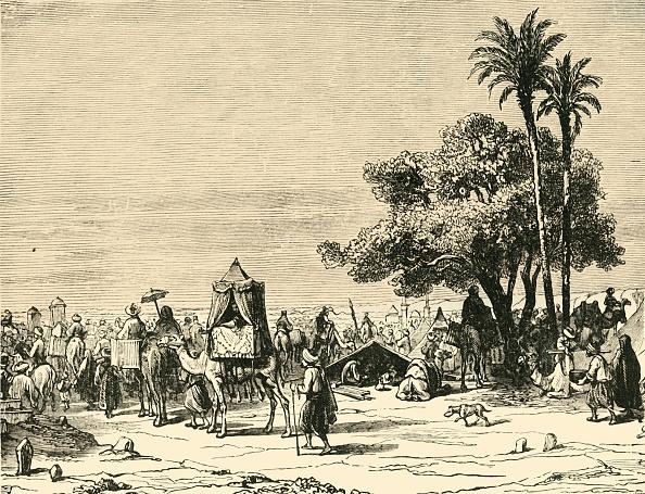 Journey「Pilgrims Journeying To Mecca」:写真・画像(0)[壁紙.com]