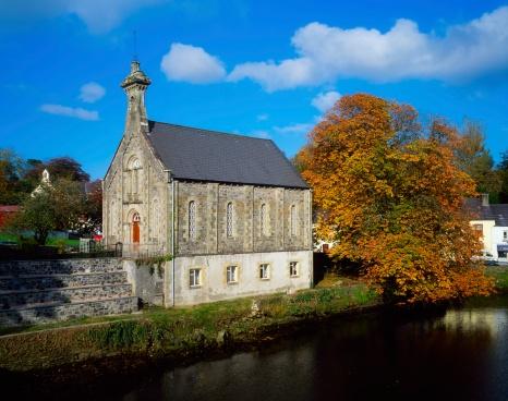 Methodist「Old Methodist Church, Donegal Town, Co Donegal, Ireland」:スマホ壁紙(15)