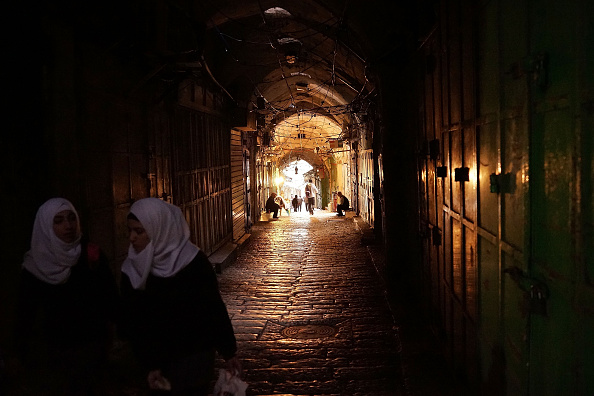 Old Town「Jerusalem: Tensions And Rituals In A Divided City」:写真・画像(12)[壁紙.com]