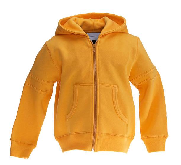 Yellow Sweat-shirt on white background:スマホ壁紙(壁紙.com)