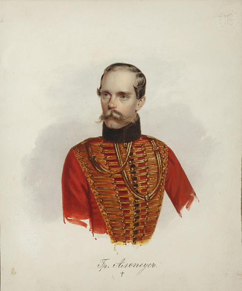 Arts Culture and Entertainment「Count Friedrich (Fyodor Davidovich) Alopaeus (1810-1862)」:写真・画像(2)[壁紙.com]