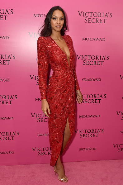 Mercedes-Benz Arena - Shanghai「2017 Victoria's Secret Fashion Show In Shanghai - After Party」:写真・画像(7)[壁紙.com]