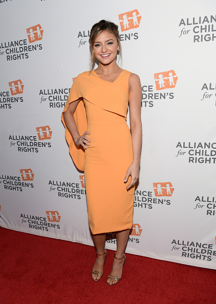 Emma McIntyre「The Alliance For Children's Rights 26th Annual Dinner - Red Carpet」:写真・画像(3)[壁紙.com]