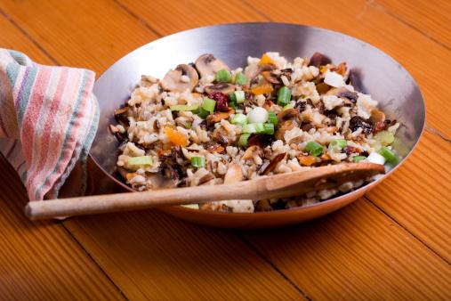 Brown Rice「Rice Pilaf」:スマホ壁紙(2)