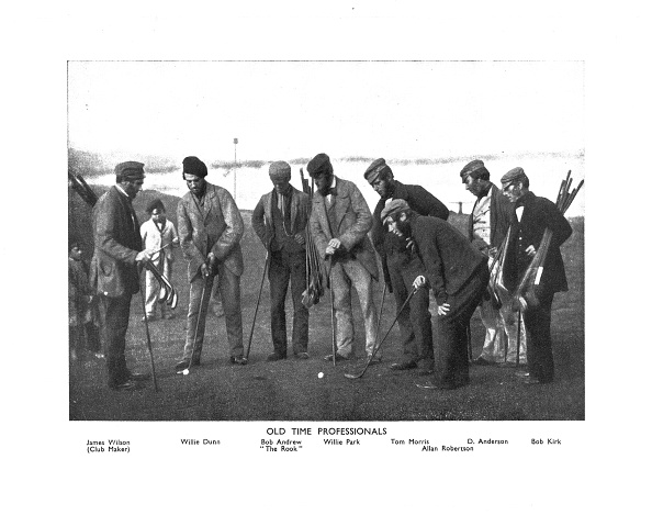 Golf「Old Time Professionals」:写真・画像(13)[壁紙.com]