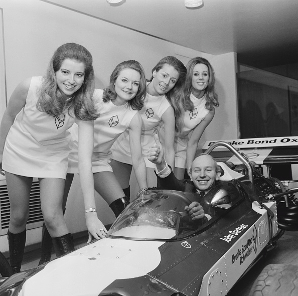Launch Event「Launch Of New Team Surtees Car」:写真・画像(10)[壁紙.com]