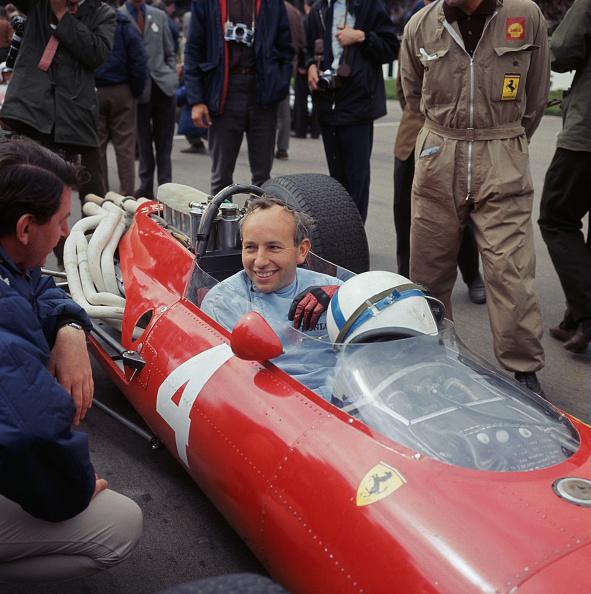 Ferrari「John Surtees」:写真・画像(5)[壁紙.com]