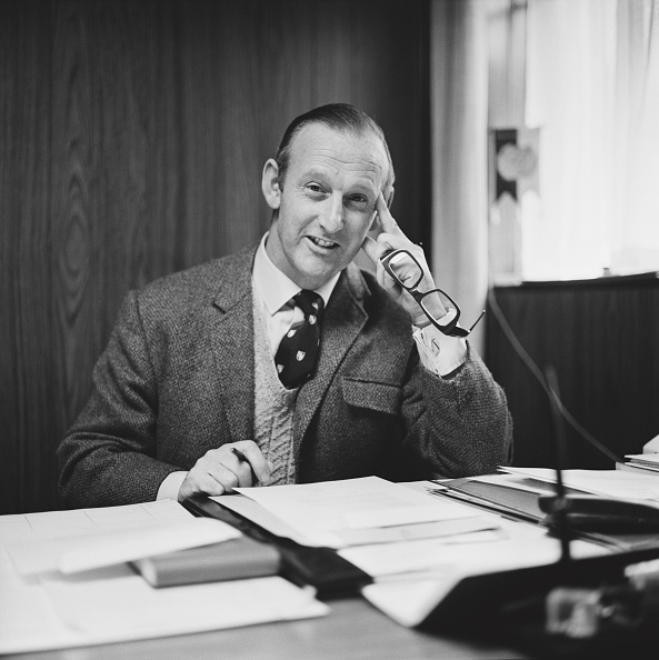 One Man Only「Arsenal Manager Bertie Mee」:写真・画像(12)[壁紙.com]