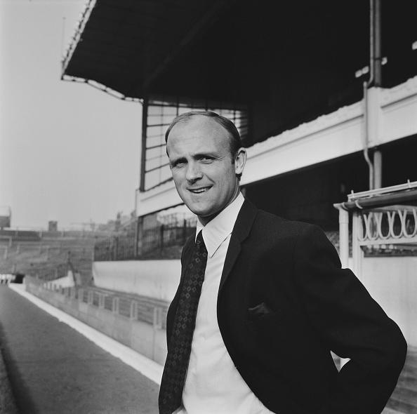 One Man Only「Arsenal Coach Don Howe」:写真・画像(11)[壁紙.com]