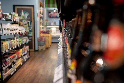 Gourmet「Aisles at the supermarket」:スマホ壁紙(0)