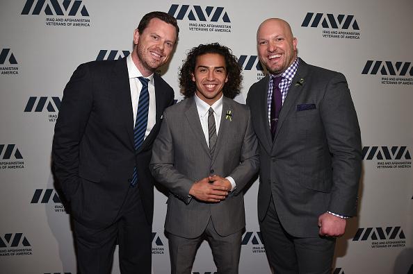 Daniel Gi「9th Annual IAVA Heroes Gala - Arrivals」:写真・画像(11)[壁紙.com]
