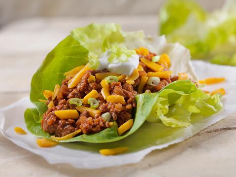 Chili Con Carne「Chili Lettuce Wrap」:スマホ壁紙(15)