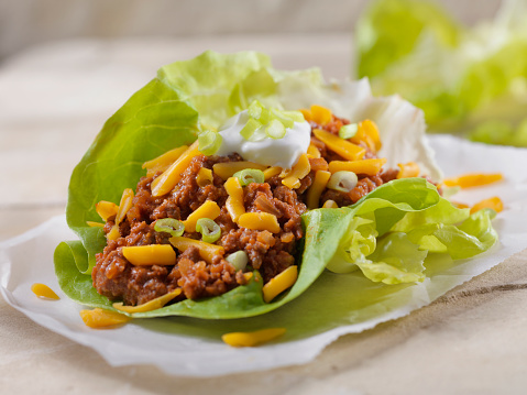 Wrap Sandwich「Chili Lettuce Wrap」:スマホ壁紙(15)