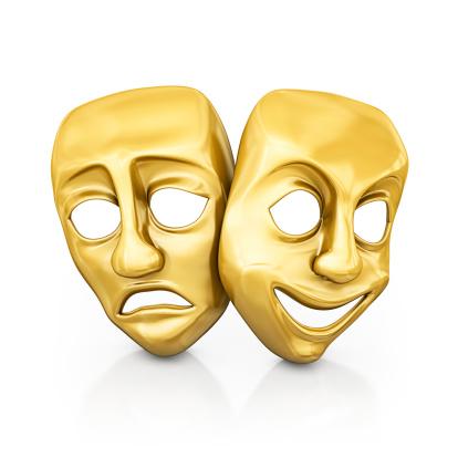 Arts Culture and Entertainment「gold masks」:スマホ壁紙(10)