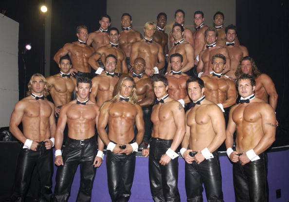 カレンダー「Chippendales' Calendar Photoshoot in Las Vegas」:写真・画像(10)[壁紙.com]