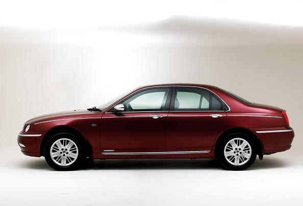 Viewpoint「2001 Rover 75 V6」:写真・画像(14)[壁紙.com]