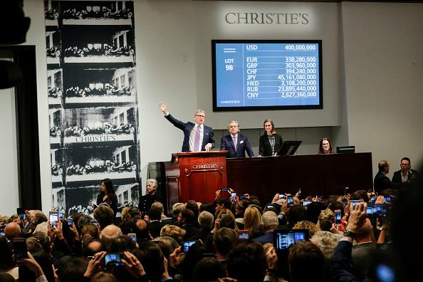 "Auction「Christie's To Auction Leonardo da Vinci's ""Salvator Mundi"" Painting」:写真・画像(11)[壁紙.com]"