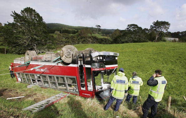 School Bus「Students Injured In School Bus Crash」:写真・画像(0)[壁紙.com]