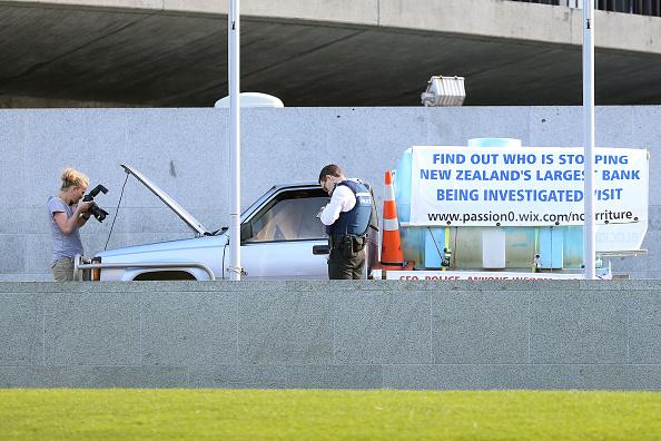 トップランキング「New Zealand Parliament In Lock Down Following Protest」:写真・画像(14)[壁紙.com]
