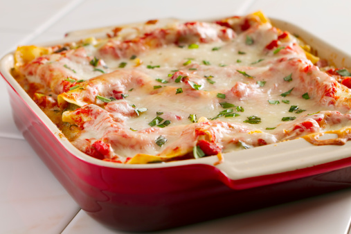 Vegetarian Food「Lasagna」:スマホ壁紙(7)