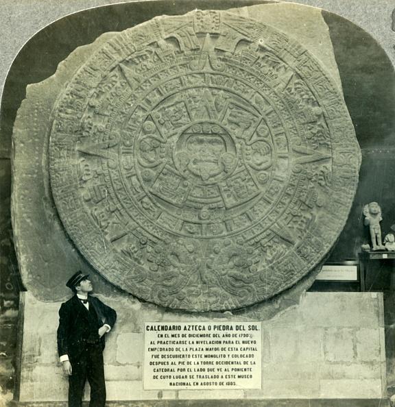 Basalt「The Aztec Calendar Stone」:写真・画像(19)[壁紙.com]