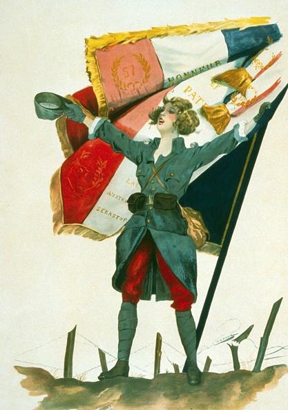 Patriotism「Vive La France」:写真・画像(17)[壁紙.com]