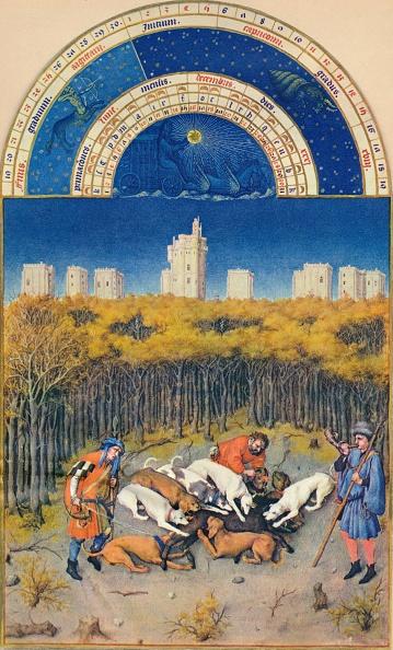 Manuscript「December - The Chateau De Vincennes」:写真・画像(2)[壁紙.com]