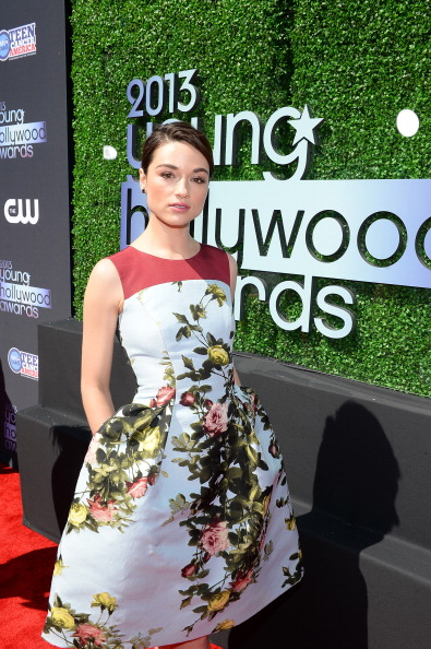Baby Doll Dress「2013 Young Hollywood Awards Presented By Crest 3D White And SodaStream / The CW Network - Red Carpet」:写真・画像(5)[壁紙.com]