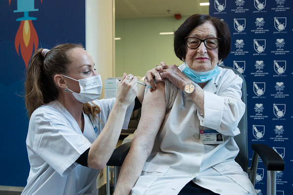 Israel「Israel Starts Covid-19 Vaccination Campaign」:写真・画像(16)[壁紙.com]