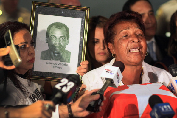 Southern USA「Family Of Cuban Hunger Striker Emigrates To Miami」:写真・画像(13)[壁紙.com]