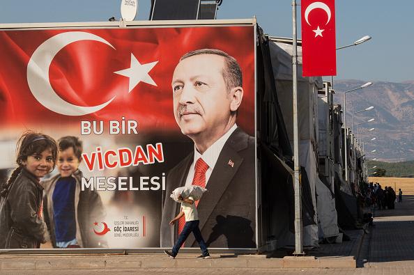 Obscured Face「Turkey Seeks Expansion Of Syrian 'Safe Zone' For Refugees」:写真・画像(9)[壁紙.com]