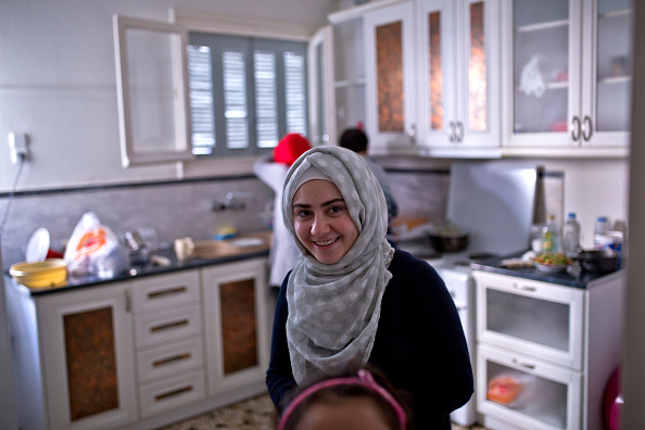Kitchen「A New Life In Finland For A Refugee Family」:写真・画像(19)[壁紙.com]