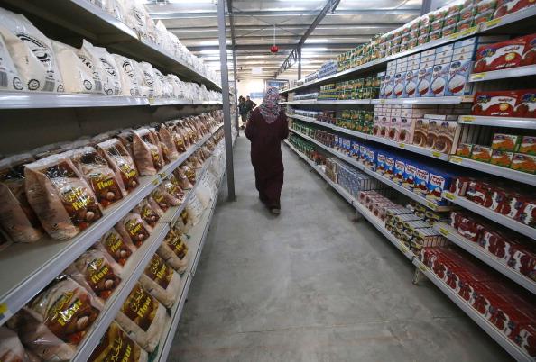 Jordan - Middle East「Hypermarkets Opened At Zaatari Refugee Camp」:写真・画像(17)[壁紙.com]