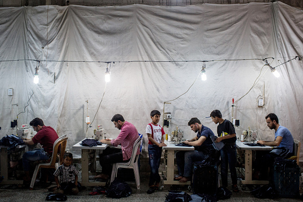 Employment And Labor「Syrian Refguees Trying To Survive In Turkey Work For Minimum Wages」:写真・画像(11)[壁紙.com]