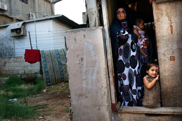 Lebanon - Country「Syrian Refugees Add To Beirut's Dense Mix Of Cultures」:写真・画像(13)[壁紙.com]