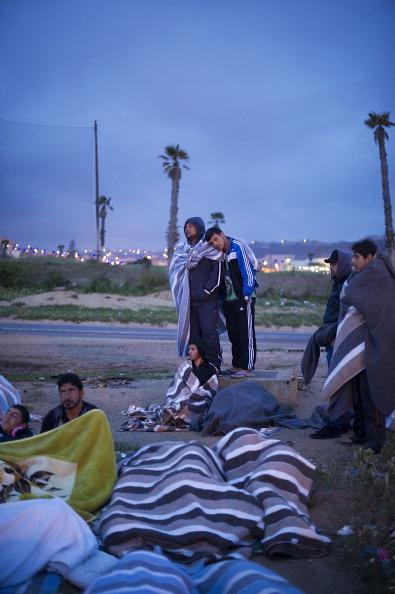 Syrian Civil War Refugee Crisis「Migrants Seek Asylum In The Spanish Enclave Of Melilla In Northern Africa」:写真・画像(12)[壁紙.com]