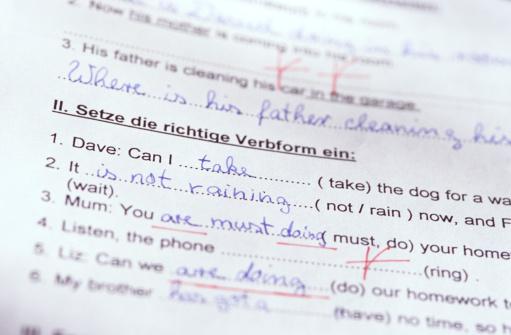 Homework「English Test」:スマホ壁紙(19)