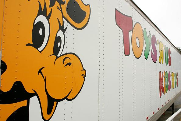 Giraffe「Toys R Us Reportedly Sold For $5.7 Billion」:写真・画像(0)[壁紙.com]