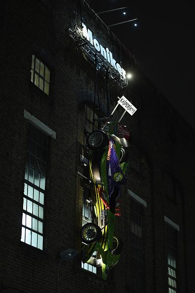 Ian Gavan「Kaspersky Lab Presents The 'Save The World' Art Car By D*Face At Moniker Art Fair」:写真・画像(1)[壁紙.com]