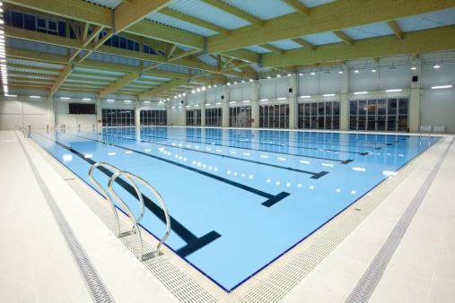 Swimming Lane Marker「Indoor swimming pool」:スマホ壁紙(16)