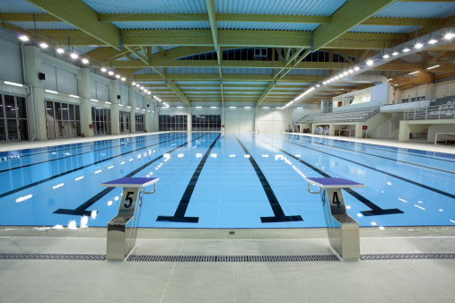 Competition「Indoor swimming pool」:スマホ壁紙(14)