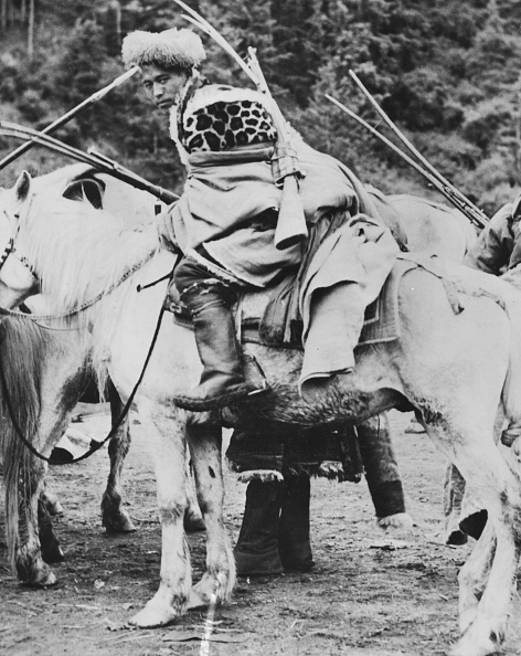 Tibet「Tibetan Soldier」:写真・画像(8)[壁紙.com]