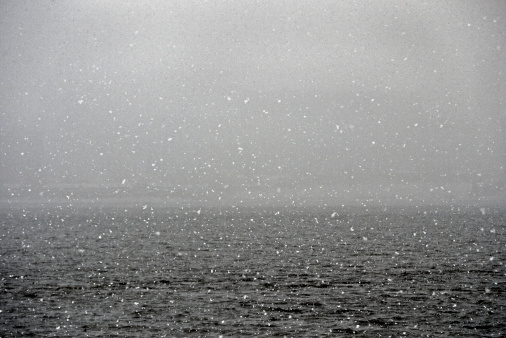 吹雪「Snowstorm」:スマホ壁紙(12)