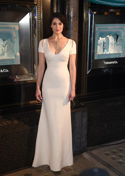 Gemma Arterton「Gemma Arterton Reveals The 2015 Tiffany & Co Christmas Window」:写真・画像(6)[壁紙.com]