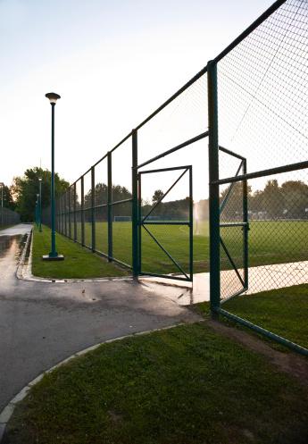 Chainlink Fence「Sport facility」:スマホ壁紙(5)