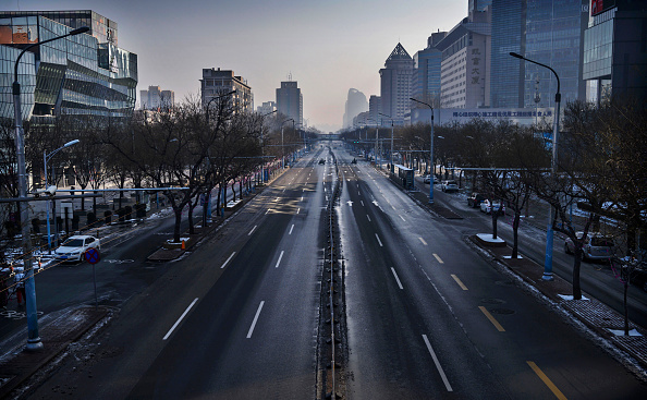 Street「Concern In China As Mystery Virus Spreads」:写真・画像(2)[壁紙.com]