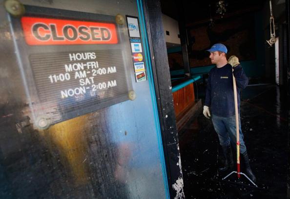 Hurricane Ike「Coastal Texas Faces Heavy Damage After Hurricane Ike」:写真・画像(6)[壁紙.com]